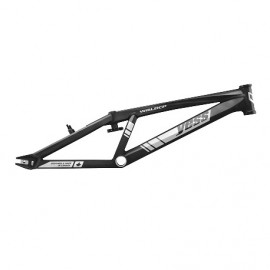 Yess BMX Race frame ELITE WORLD CUP Black